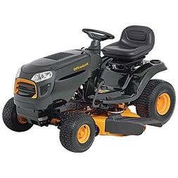 Poulan Pro 960420181 15.5 hp 6-Speed Lever Riding Tractor Mo