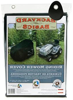 Backyard Basics Eco-Cover Riding Mower Cover - Supports Ridi