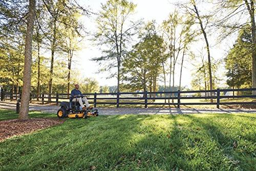Poulan Pro P46ZX, in. HP & Riding Mower