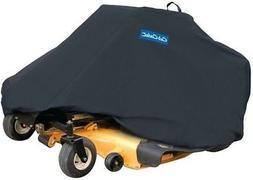 Cub Cadet Zero Turn Riding Mower Cover Heavy Duty Fabric Out